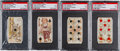 "Non-Sport Cards:Sets, 1889 N220 Kinney ""Harlequin Cards"" Partial Set (23/53). ..."