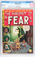 Golden Age (1938-1955):Horror, Haunt of Fear #7 (EC, 1951) CGC VF+ 8.5 Cream to off-white pages....