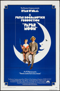 """Paper Moon and Others Lot (Paramount, 1973). International One Sheets (5) & One Sheet (27"""" X 41"""") Flat Fol..."""