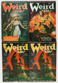 Pulps:Horror, Weird Tales Group (Popular Fiction, 1945-51) Condition: AverageVG-.... (Total: 21 Comic Books)