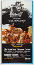 """Movie Posters:Western, Barquero & Others Lot (United Artists, 1970). International Three Sheet (41"""" X 77""""), One Sheets (3) & International One She... (Total: 7 Items)"""