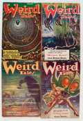 Pulps:Horror, Weird Tales Group (Popular Fiction, 1944-53) Condition: AverageVG-.... (Total: 9 Comic Books)