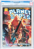 Magazines:Science-Fiction, Planet of the Apes #29 (Marvel, 1977) CGC NM+ 9.6 White pages....