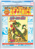 Magazines:Fanzine, Amazing World of DC Comics #9 (DC, 1975) CGC NM/MT 9.8 White pages....