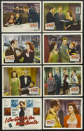 "Movie Posters:Drama, I Can Get It for You Wholesale (20th Century Fox, 1951). Lobby Card Set of 8 (11"" X 14""). Drama. Starring Susan Hayward, Dan... (Total: 8 Items)"