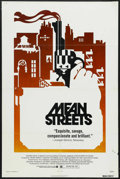 "Movie Posters:Crime, Mean Streets (Warner Brothers, 1973). One Sheet (27"" X 41""). Crime.Directed by Martin Scorsese. Starring Robert De Niro, Ha..."