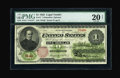 Large Size:Legal Tender Notes, Fr. 17a $1 1862 Legal Tender PMG Very Fine 20 Net....