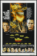 "Movie Posters:Action, The Towering Inferno (20th Century Fox, 1974). One Sheet (27"" X 41""). Action. Starring Steve McQueen, Paul Newman, William H..."