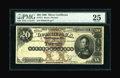 Large Size:Silver Certificates, Fr. 311 $20 1880 Silver Certificate PMG Very Fine 25....