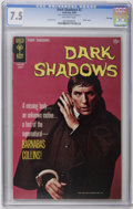 """Bronze Age (1970-1979):Horror, Dark Shadows File Copies #2, 15, and 21 CGC Group (Gold Key,1969-73). The sinister soap opera """"Dark Shadows"""" was so popular...(Total: 3 Comic Books)"""