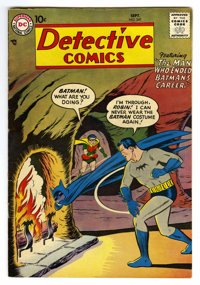 Detective Comics #247 (DC, 1957) Condition: VF-. Curt Swan cover. Sheldon Moldoff and Joe Certa art. Overstreet 2006 VF...