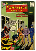 Silver Age (1956-1969):Superhero, Detective Comics #249 (DC, 1957) Condition: FN/VF. Batwoman cover and appearance. Sheldon Moldoff cover. Moldoff and Joe Cer...