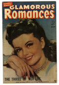 "Golden Age (1938-1955):Romance, Glamorous Romances #46 Davis Crippen (""D"" Copy) pedigree (Ace,1950) Condition: FN+. Painted cover. Overstreet 2006 FN 6.0 v..."