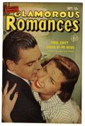 "Golden Age (1938-1955):Romance, Glamorous Romances #64 Davis Crippen (""D"" Copy) pedigree (Ace,1952) Condition: VF. Photo cover. Overstreet 2006 VF 8.0 valu..."
