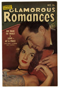 "Golden Age (1938-1955):Romance, Glamorous Romances #65 Davis Crippen (""D"" Copy) pedigree (Ace,1952) Condition: VF. Photo cover. Overstreet 2006 VF 8.0 valu..."