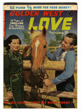 "Golden Age (1938-1955):Romance, Golden West Love #3 Davis Crippen (""D"" Copy) pedigree (KirbyPublishing, 1950) Condition: VF. Photo cover. Overstreet 2006 V..."