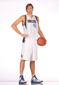 Basketball Collectibles:Others, MEET DALLAS MAVERICK DIRK NOWITZKI AND HELP FIGHT CHILDHOOD HUNGER....