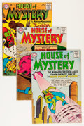 Silver Age (1956-1969):Horror, House of Mystery Group (DC, 1964-66) Condition: Average VG/FN....(Total: 18 Comic Books)