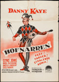"""Movie Posters:Comedy, The Court Jester (Paramount, 1955). Swedish One Sheet (26.5"""" X 37.5""""). Comedy.. ..."""