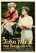 """Movie Posters:Western, The Daredevil (William Fox, 1920). One Sheet (27"""" X 41"""").. ..."""