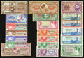Military Payment Certificates:Series 641, Series 641; 651; 661; and 681 MPC Collection Very Good or Better..... (Total: 20 notes)