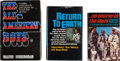 Explorers:Space Exploration, Apollo Program: Three Signed Books Written by or About ApolloAstronauts.... (Total: 3 Items)
