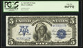 Large Size:Silver Certificates, Fr. 280 $5 Mule 1899 Silver Certificate PCGS Gem New 66PPQ.. ...