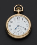 Timepieces:Pocket (post 1900), Howard 19 Jewels Series 5 Pocket Watch. ...