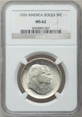Commemorative Silver: , 1926 50C Sesquicentennial MS62 NGC. NGC Census: (558/3368). PCGSPopulation (553/3804). Mintage: 141,120. Numismedia Wsl. P...