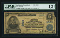 National Bank Notes:Louisiana, Lafayette, LA - $5 1902 Plain Back Fr. 606 The First NB Ch. # 5023. ...