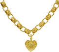 Estate Jewelry:Necklaces, Gold Necklace, Cynthia Bach. ...