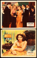 "Movie Posters:Drama, Call Her Savage (Fox, 1932). Lobby Cards (2) (11"" X 14"").. ...(Total: 2 Items)"
