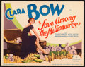 "Movie Posters:Comedy, Love Among the Millionaires (Paramount, 1930). Title Lobby Card(11"" X 14"").. ..."