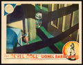 """Movie Posters:Horror, The Devil Doll (MGM, 1936). Lobby Card (11"""" X 14"""").. ..."""