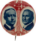 Political:Pinback Buttons (1896-present), Smith & Robinson: Exceptional Jugate....