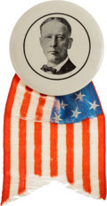 Political:Pinback Buttons (1896-present), Al Smith: Nice Picture Pin....