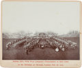 Photography:Cabinet Photos, Buffalo Bill's Wild West: Two Photographs.... (Total: 2 Items)