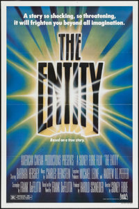 """The Entity & Other Lot (20th Century Fox, 1983). One Sheets (2) (27"""" X 41"""") Regular & Style B..."""