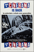 "Movie Posters:Documentary, This is Cinerama (Cinerama Releasing, R-1973). One Sheet (27"" X 41"") Flat Folded. Documentary.. ..."