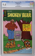 Bronze Age (1970-1979):Cartoon Character, Smokey Bear #6 File Copy (Gold Key, 1971) CGC NM/MT 9.8 Whitepages. Highest CGC grade for this issue. Overstreet 2006 NM- 9...