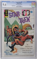 Bronze Age (1970-1979):Science Fiction, Star Trek #27 File Copy (Gold Key, 1974) CGC NM+ 9.6 Off-white to white pages. George Wilson painted cover. Alberto Giolitti...