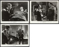 "Movie Posters:Horror, Son of Frankenstein (Universal, 1939). Photos (7) (8"" X 10"").. ...(Total: 7 Items)"
