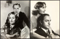 "Movie Posters:Comedy, My Man Godfrey (Universal, 1936). Photos (4) (10"" X 13"").. ...(Total: 4 Items)"