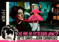 "Movie Posters:Horror, Whatever Happened to Baby Jane? (Warner Brothers, 1962). ItalianPhotobusta Set (10) (19"" X 26.5"").. ... (Total: 11 Items)"