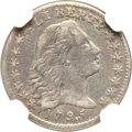 Early Half Dimes, 1795 H10C VF35 NGC. V-5, LM-8, R.3....