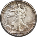 Walking Liberty Half Dollars, 1917-S 50C Reverse MS64 PCGS. CAC....