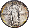Standing Liberty Quarters, 1930 25C MS66 Full Head PCGS Secure. CAC....