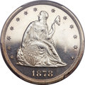 Proof Twenty Cent Pieces, 1878 20C PR62 PCGS....