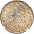 Bust Half Dollars, 1832 50C Small Letters MS64 NGC. O-118, R.1....