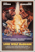"Movie Posters:Action, Lone Wolf McQuade (Orion, 1983). Posters (2) (40"" X 60""). Action..... (Total: 2 Items)"